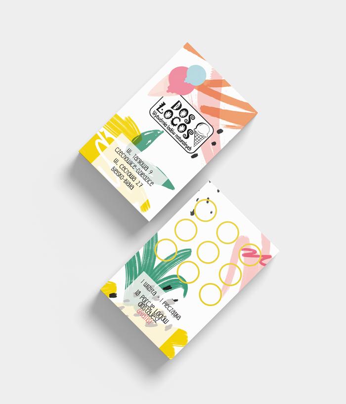 projekt wizytówki śląsk
