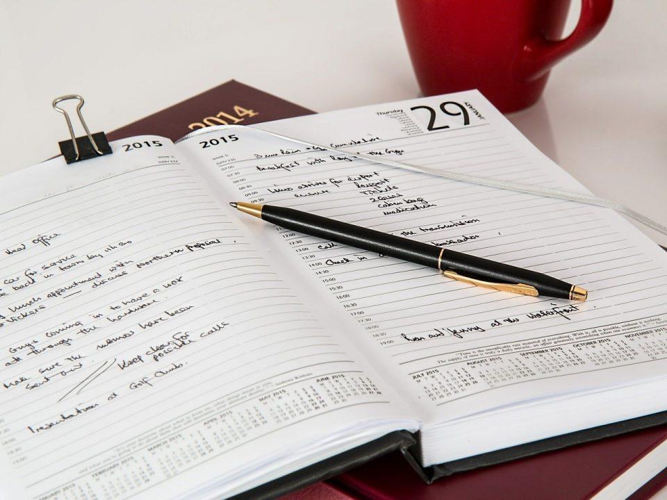 kalendarze firmowe